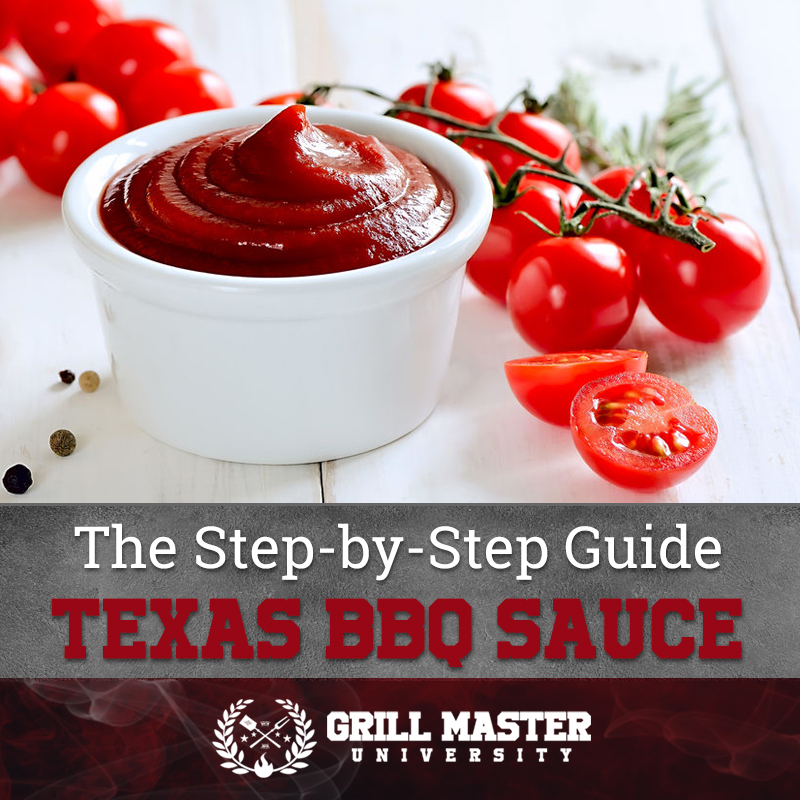 The Real Texas BBQ Sauce