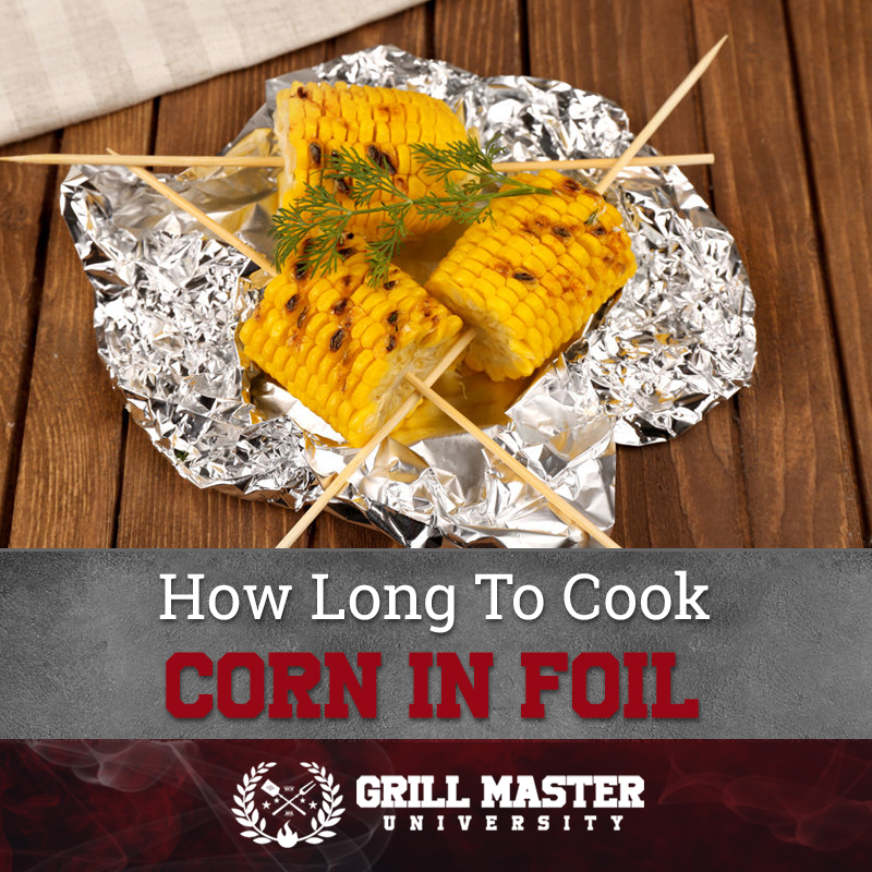How long to cook corn