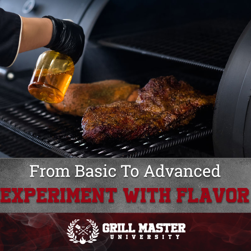 From Basic To Advanced Experiment With Flavor