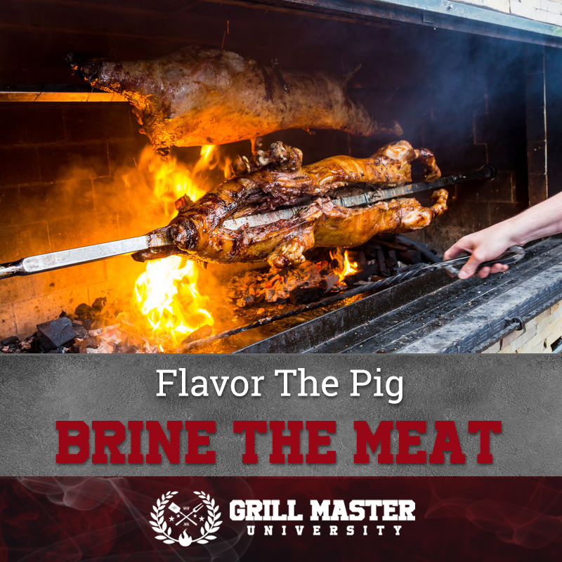 Flavor The Pig Brine The Meat