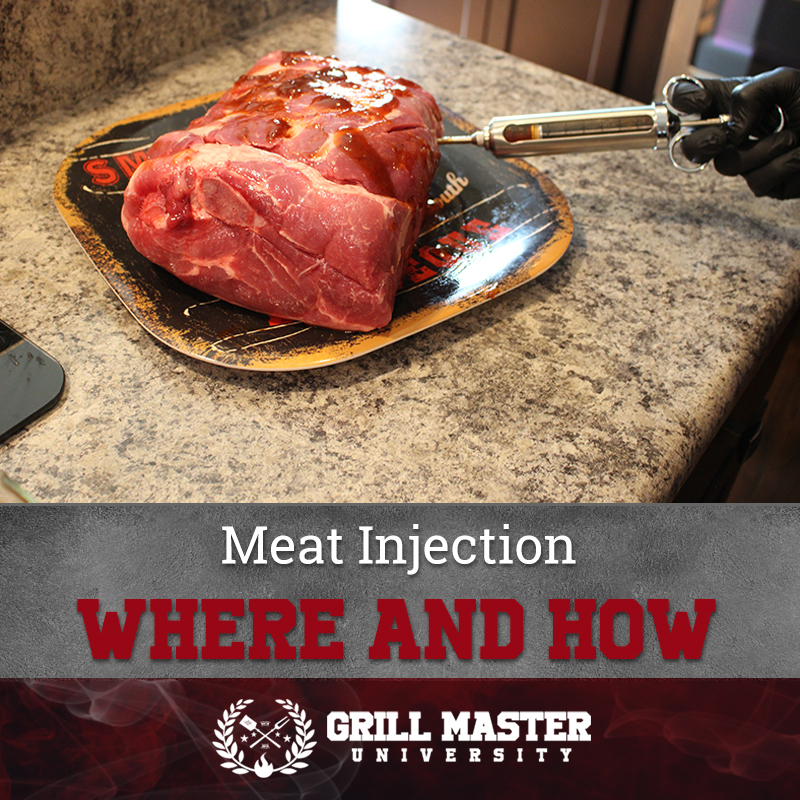 Meat Injection Where And How