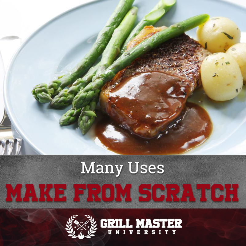 Many Uses Make From Scratch