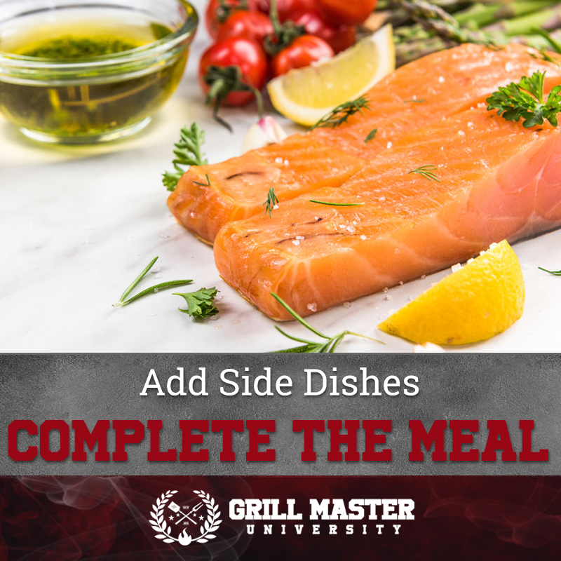 Add Side Dishes Complete The Meal