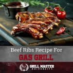 Grilling Beef Ribs Recipe